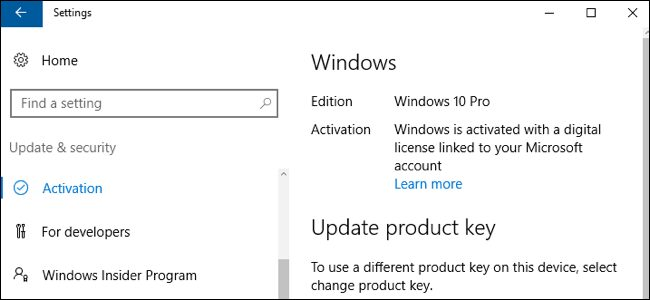 How to Use Your Free Windows 10 License After Changing Your PC's Hardware