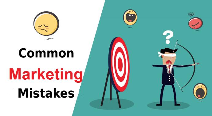 Marketing mistakes